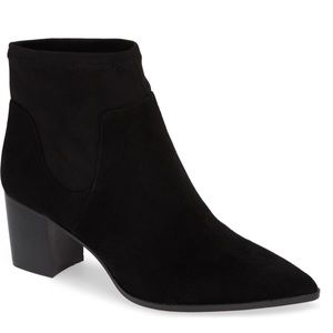 NWOB Sole Society Dawnina Ankle Bootie